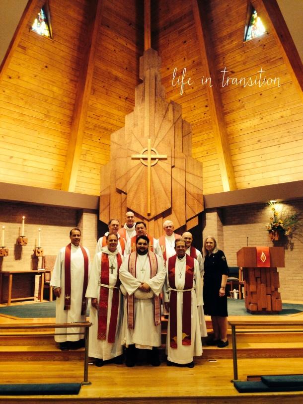 M's Ordination
